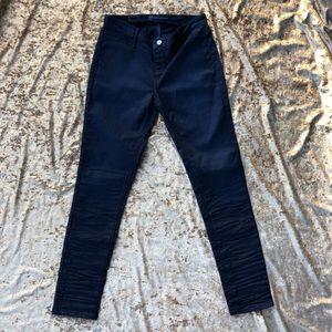 Dark Blue Levi's Demi Curve Skinny - Size 27